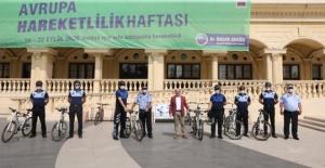 Belediye personeline bisiklet zorunluluğu