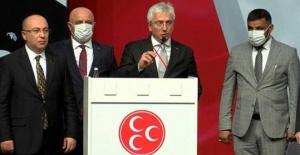 Birol Gür yeniden  MHP İl Başkanı seçildi