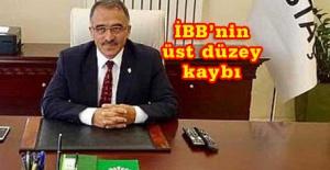 İBB İSTAÇ Genel Müdürü Mustafa...