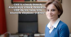 Kaftancıoğlu: CHP iç tartışmalarla boğulmak isteniyor,  başaramayacaklar!