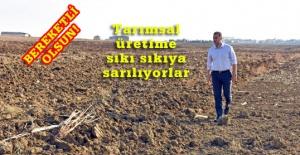 Silivri Belediyesi 2 bin dönüm arazi ekecek