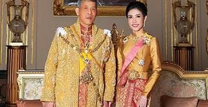 Tayland Kralı Alp Dağları'nda kapattığı otelde 20 cariyeyle karantinada