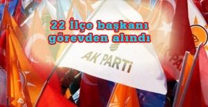 AK Parti İstanbul'da deprem!