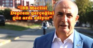 Akgün: İBB Meclisi de 39 ilçe Belediye...