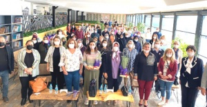 Büyükçekmece'de Dünya Kadın Çiftçiler Günü