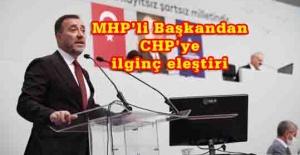 CHP Sosyal belediyecilik ve sosyalizmi hayatın içine sokmada zorlanıyor