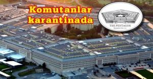 Corona Pentagon'u sarstı!