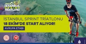 İstanbul Sprint Triatlonu Gürpınar#039;da