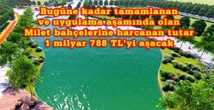 Kayseri'ye 101 milyon TL'lik Millet Bahçesi