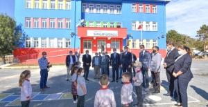 Silivri köy okullarında değişim