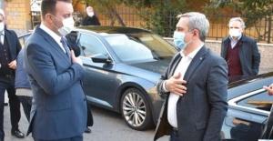 AK Parti Silivri'de Bozoğlu ile devam