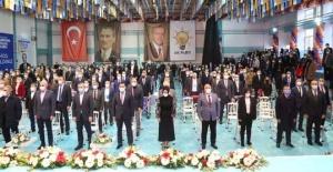 Çatalca AK Parti'de Arslan yeniden başkan