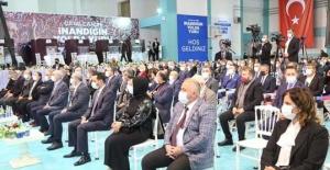 Çatalcada CHPden Ak Parti kongresine...