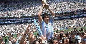Diego Armando Maradona...