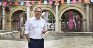 Heyecan Türk halk müziğiyle devam ediyor