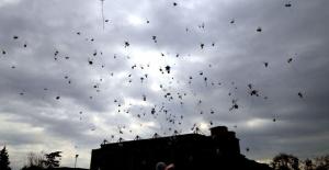 Öğretmenlere mektuplar gökyüzünde