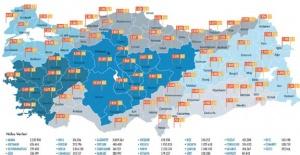 Adıgüzel, Türkiye'nin Fiber Haritasını Çıkardı