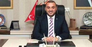 AK Partide Murat Çelik güven tazeledi