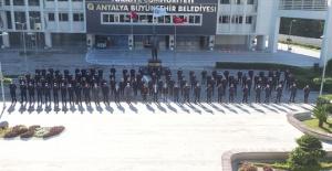 Antalya Büyükşehir İtfaiyesi'ne taze güç!