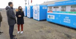 Silivri'ye 1 milyonluk atık desteği