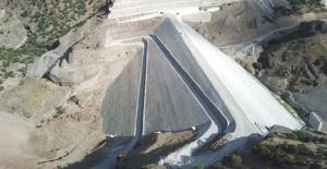 Yoncalı Barajına 60 milyon ödenek