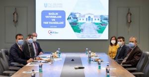 2021 sağlık yatırımları toplantısı yapıldı