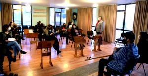 Antalya'da  THM Kadınlar Korosu kuruldu