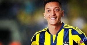 Mesut Özil'den...