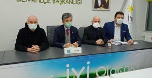 Silivri İYİ Partide mahalle toplantıları...