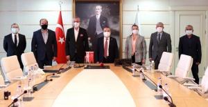 Büyükşehirden Antalyaspora...