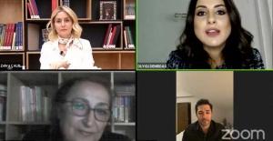 Türkiye'de kadın olmak konuşuldu