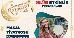 Esenyurt'ta onlıne ramazan etkinlikleri