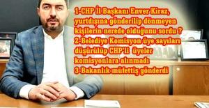 Malatya CHP Yeşilyurt Belediyesi'nin yurt dışına gönderip dönmeyen 43 kişiyi arıyor