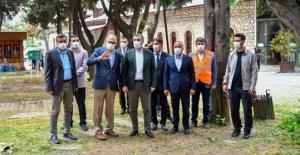 Başkan Bozkurt Termal tesisleri inceledi