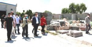 Hançerli, Eskişehir'de projeleri inceledi