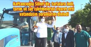 Kaftancıoğlu: Çetelerle –mafyalarla işbirliği yapanlar vatandaşın sorununu çözemez