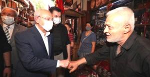 Kılıçdaroğlu:Kavga edeni kapı önüne koyacağız