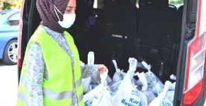 6 bin 500 aileye kurban yardımı