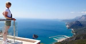 Al gözüm seyreyle Antalya#039;yı