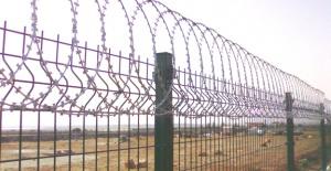 Büyükçekmece'de jiletli tel yasaklandı