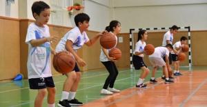 Beylikdüzü'nde spor zamanı