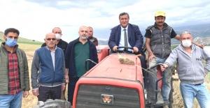 """""""Çiftçinin traktörü haciz edilemesin"""""""