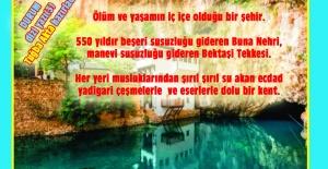 SARAYBOSNA'DA MANEVİYATIN DERİN İZLERİ, SARI SALTUK VE BLAGAY TEKKESİ