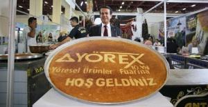 Türkiye'yi buluşturan Fuar YÖREX açılıyor!