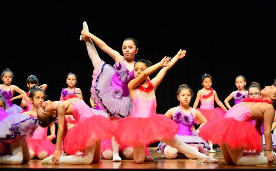 KÜLTÜRSEM Dans Gruplarından  final