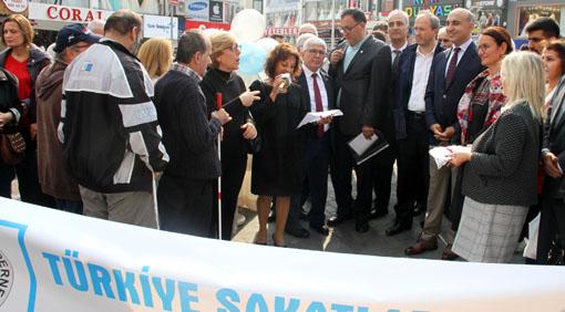 Türkiye Sakatlar Derneği Bakırköy Şubesi açıldı