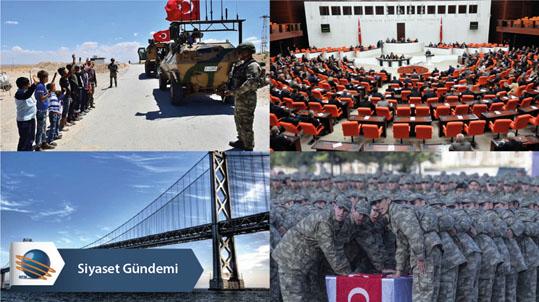 Türkiye'nin aklı 31 Mart'ta yapılacak yerel seçimlerde!