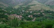 Malatya'da Kozdere'de karantinaya alındı