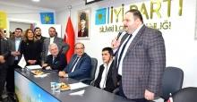 İYİ Partili Ersaraç'a İBB'de görev