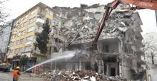 Bir yılda 140 bina yıkıldı